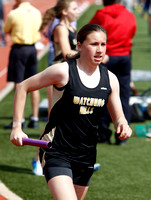 Track Girls Action 4-14-12
