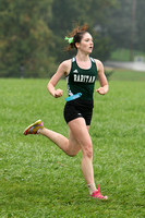 Cross Country Girls Action