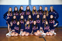 Cheerleading JV Team
