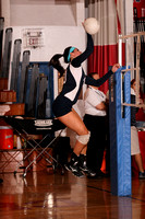 Volleyball Girls Varsity Action 9-15-11