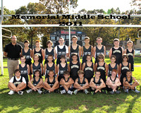 Cross Country Boys Team 10-12-12