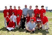 Golf JV & Var Teams 3-27-12