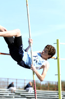 Track & Field Boys Action 4-3-12