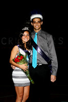Homecoming Court 11-21-12