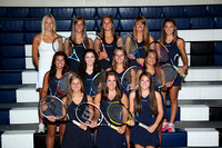 Tennis Girls VAR Portraits