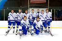 2013-14 WHS Hockey Seniors