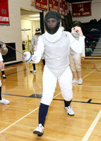 FENCING GIRLS