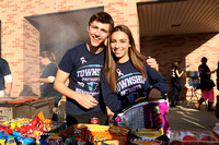Tailgate BBQ / Parade 10-24-14 PT