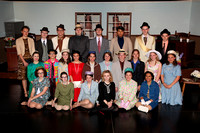 Fall Play Cast & Crew Group Photos 10-22-14 PT
