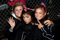 Candids at Homecoming Game 10-11-13
