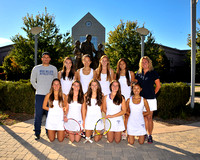 VAR. TENNIS, GIRLS